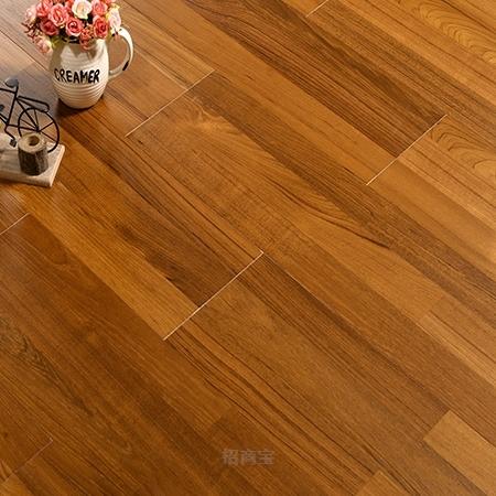 地暖专用芯三层柚木地板